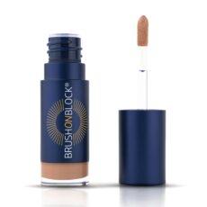 Brush on Block Protective lip oil SPF 30 Nude Tint